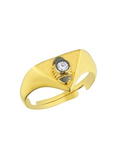 Bendis Design Micro Yüzük Altın